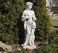 Садовая скульптура Бог строительства 30X22X84 cm SS12043-58 цвет бежевый.