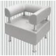 Кресло Каре с двумя боковинами Daniro