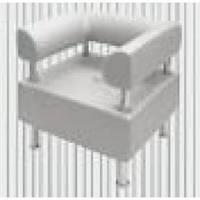 Кресло Каре с двумя боковинами Daniro, фото 1