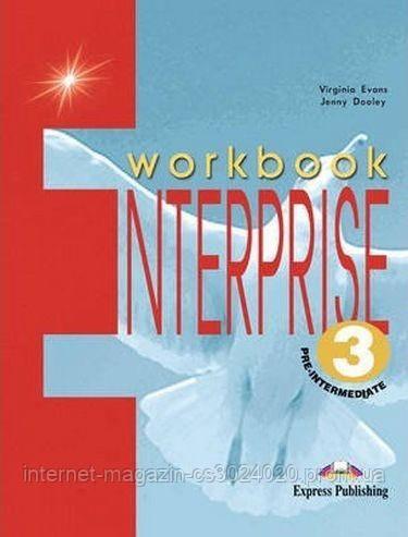ENTERPRISE 3 WORKBOOK ISBN: 9781842168134