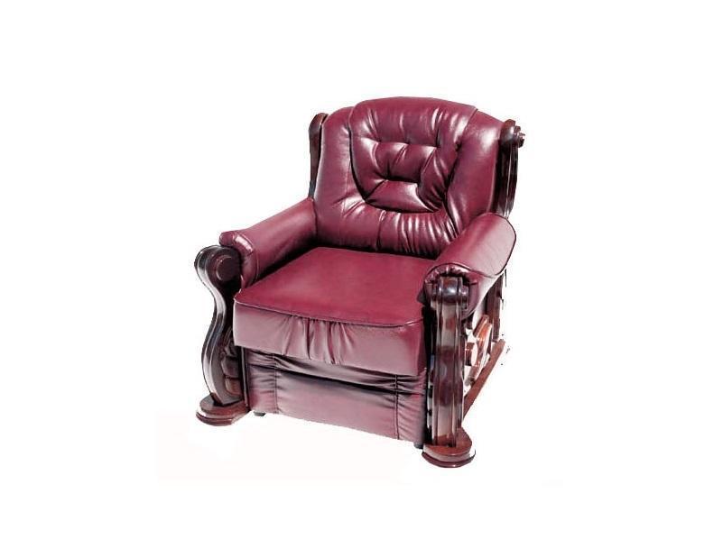 Кресло Ричмонд раскладное (в коже) Daniro