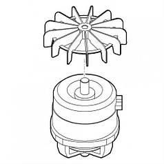 Электродвигатель 230В, 1,4кВт Viking для ME 443.0, ME 443.0 C (6336-600-0202)
