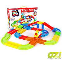 Детская железная дорога Train Park 378 см