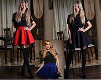 """Женская стильная юбка """"Солнце""""- 3 цвета, фото 1"""