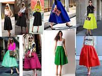 """Женская стильная юбка """"Арт фешион""""- 9 цветов, фото 1"""