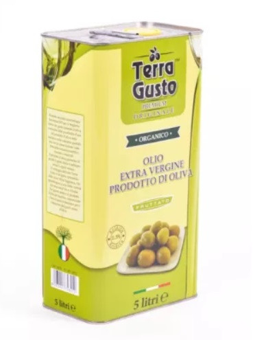 Оливковое масло Terra Gusto Frutatto 5л.