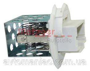 Сопротивление вентилятора салона,  мотора печки Opel MOVANO, Renault MASTER