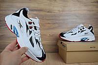 Мужские кроссовки Reebok DMX. Реплика, фото 1