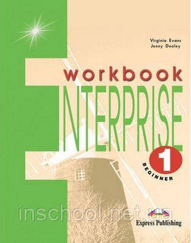 ENTERPRISE 1 WORKBOOK ISBN: 9781842160916