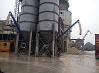 Шнековый винтовой конвейер (транспортёр) для цемента