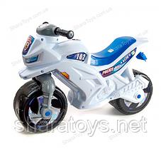 """Мотоцикл детский """"Полиция"""""""