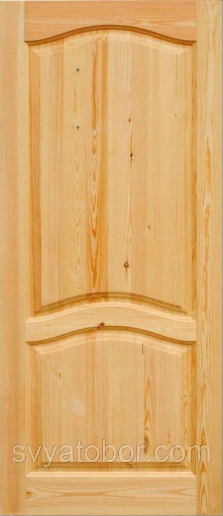 Дверное полотно Наполеон 2000х600х40 глухое