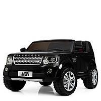 Детский электромобиль Джип «Land Rover» M 4063EBLR-2 Черный