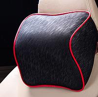 Ортопедическая подушка на подголовник в авто автомобиль CAN
