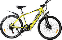 ⭐ Электровелосипед ROVER Cross 2 Yellow