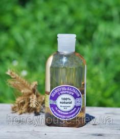 Шампунь-бальзам для ежедневного использования с чебрецом и эфирными маслами, органическая серия, ТМ ЯКА 350 мл