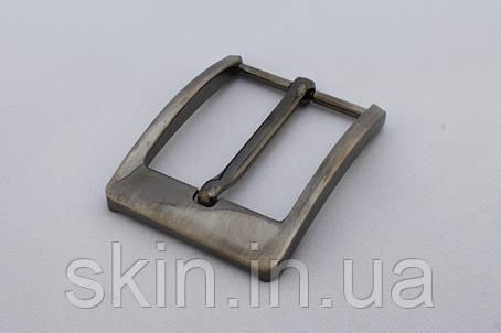Пряжка ременная, ширина - 40 мм, цвет - никель, артикул СК 5388, фото 2