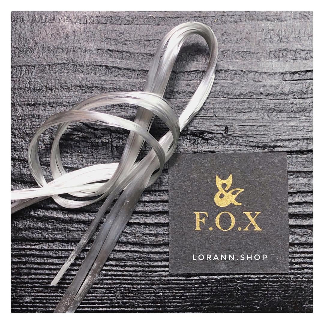 Волокно для ремонта ногтей от F.O.X