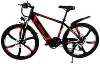 ⭐ Электровелосипед ROVER Cross 1 Spider Red