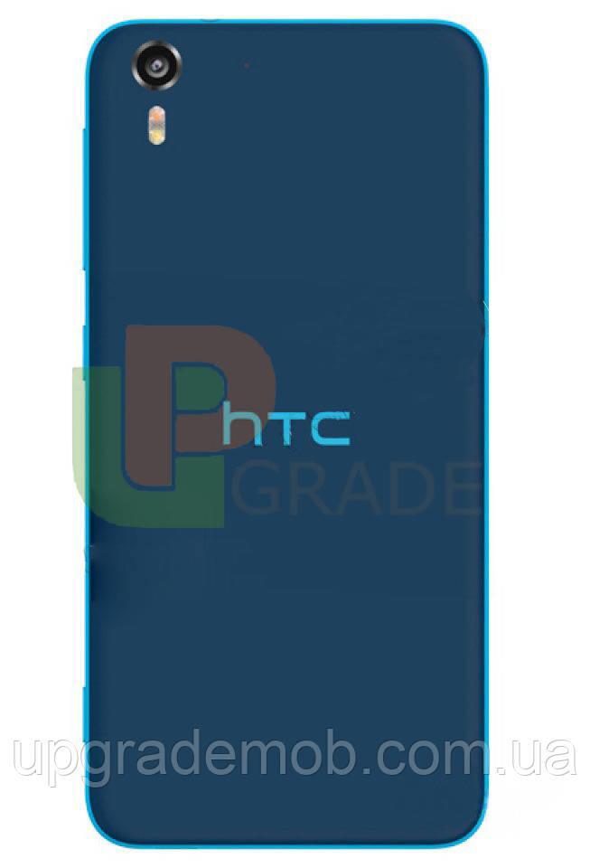 Задня кришка HTC M910X Desire Eye/M910N, синя, оригінал (Китай)