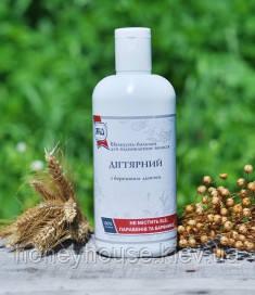 Шампунь-бальзам для Восстановления волос Дегтярный, 500 мл, Зеленая серия, ТМ ЯКА