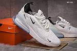 Мужские кроссовки Nike Air Max 270 (белые), фото 3