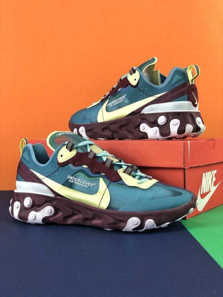 Кроссовки мужские Nike Undercover. ТОП качество!!! Реплика