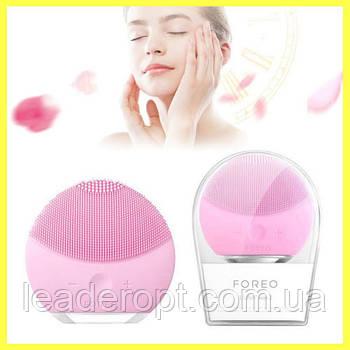 [ОПТ] Щітка масажер для обличчя, щітка для вмивання Foreo Luna mini 2
