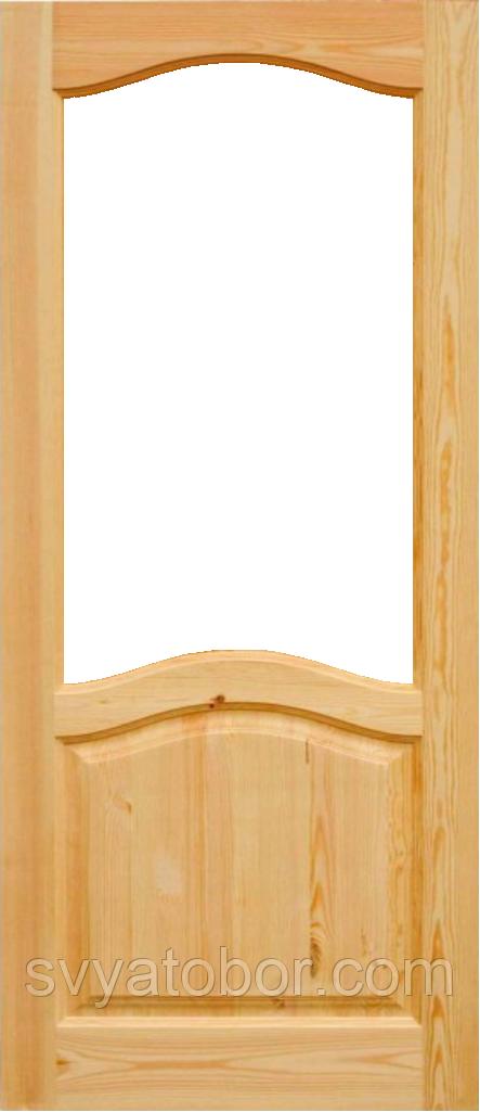 Дверное полотно Наполеон 2000х900х40 под стекло