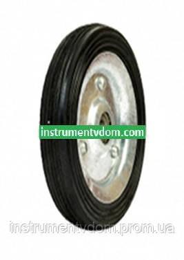 Колесо для хозяйственной тележки 420125/10-1У (диаметр 125 мм)