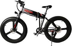 Электровелосипед ROVER Monster 1 Black-Green