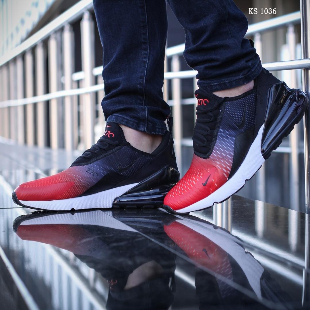 Мужские кроссовки Nike Air Max 270 (разноцветные)