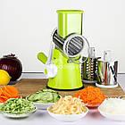 [ОПТ] Ручная овощерезка- мультислайсер для овощей и фруктов Kitchen Master, фото 5