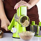 [ОПТ] Ручная овощерезка- мультислайсер для овощей и фруктов Kitchen Master, фото 6