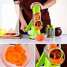 [ОПТ] Ручная овощерезка- мультислайсер для овощей и фруктов Kitchen Master, фото 8