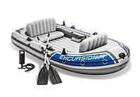 Надувная лодка Excursion 4 Set Intex 68324 (315х165x43см)