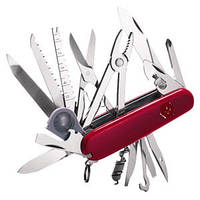 """Нож многофункциональный складной """"Тотем"""". 21 инструмент на 28 функции."""