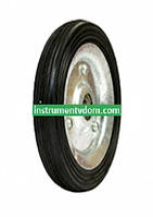 Колесо для хозяйственной тележки 420125/17-1У (диаметр 125 мм)