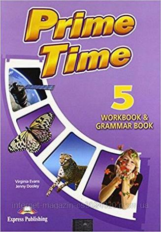 Prime Time 5 WB+Grammar ISBN: 9781471503221, фото 2