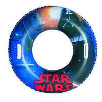 """Надувной круг для плавания  Bestway """"Дарт Вейдер""""  91 см"""