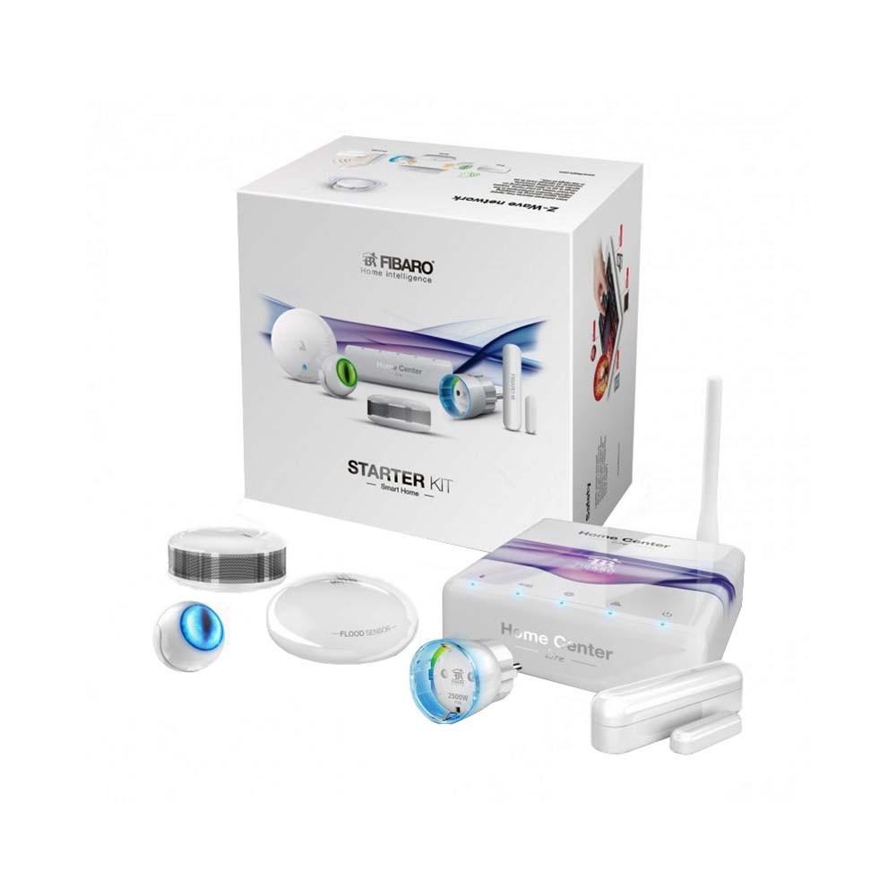 Комплект для Умного дома Starter Kit + Fibaro Swipe