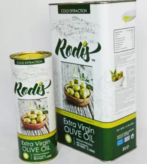 Оливковое масло Rodis (Родис). Греция. 1л.