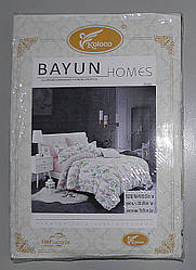Полуторный комплект постельного белья BAYN HOMES  Koloco (BA-0019)