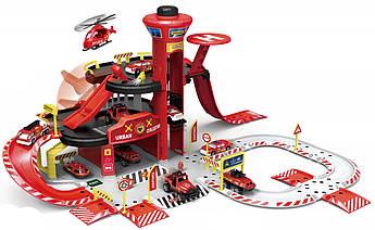 Гараж-паркинг six-six-Zero Пожарная станция с вертолетом