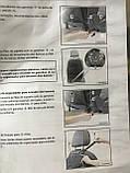 Защита спинки сиденья Audi Backrest Protector 4m0061609, фото 9