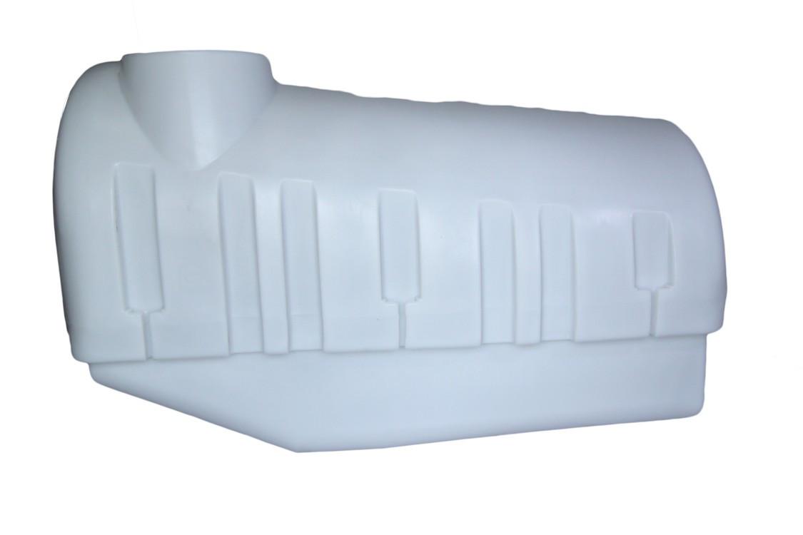 Емкость, бак 2000 литров для опрыскивателя на прицепной опрыскиватель AGRO E