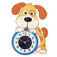 Детские часы-наклейка настенные Auriol - 29*41см