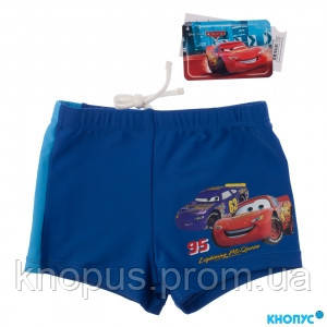 Плавки-шорты  синие Disney