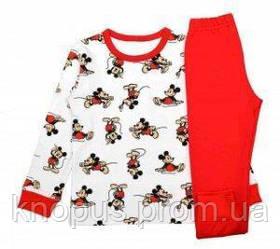 "Пижама  ""Микки Маус"", SUNNY, размеры 98, 104, 110, 128"