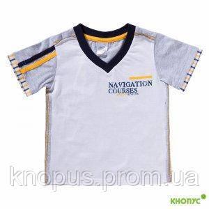 Комплект (футболка, шорты), Garden Baby, размеры 92, 98, 110